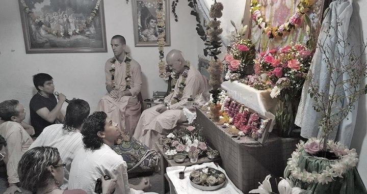 SCSMath Ashram Maharaja Morelia 4